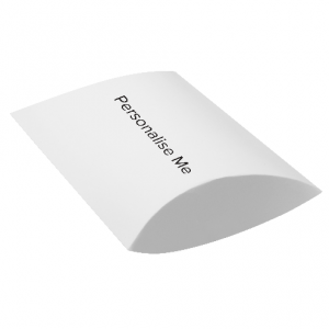 White Large Pillow Box 01