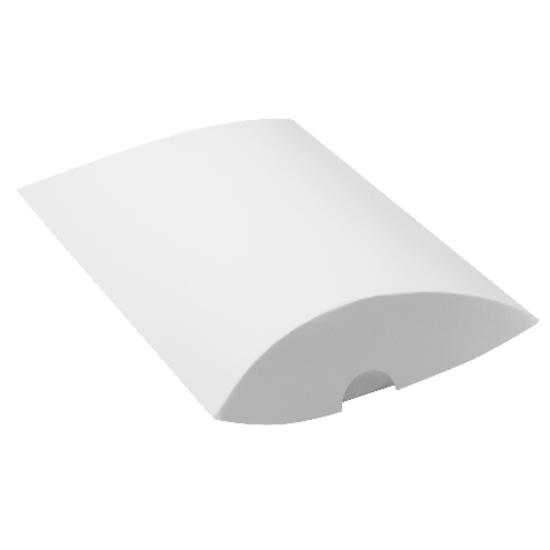 White Large Pillow Box 02